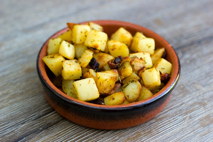 Griekse aardappeltjes